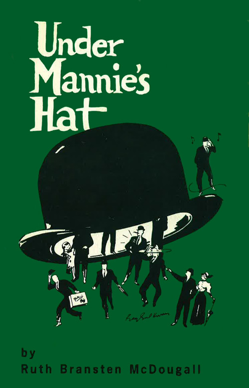 Under Mannie's Hat